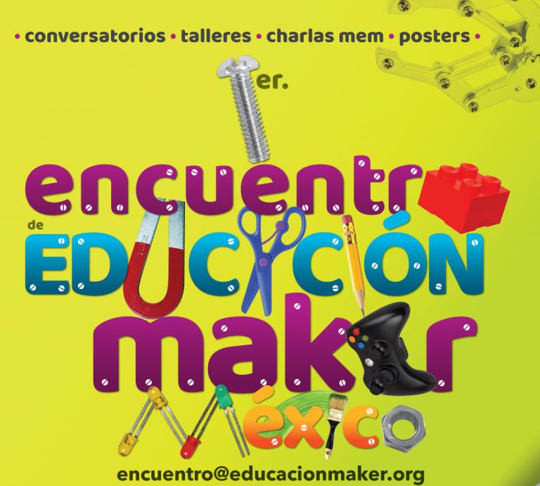 Primer Encuentro de Educación Maker.