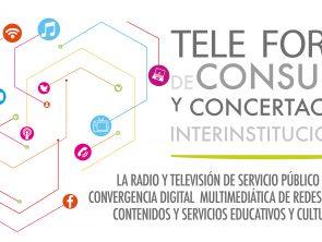 Segundo tele foro de  consulta y concertación interinstitucional
