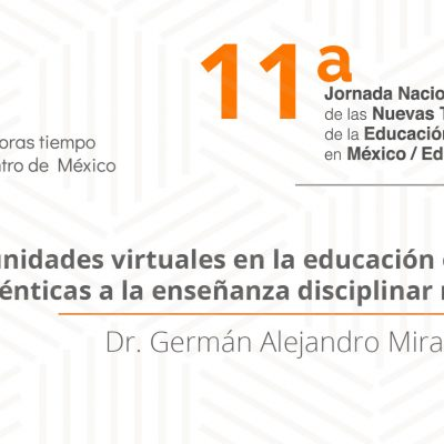 Comunidades virtuales en la educación en línea