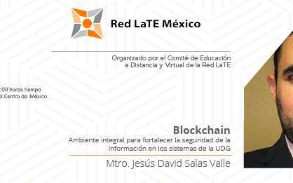 Blockchain para fortalecer la seguridad