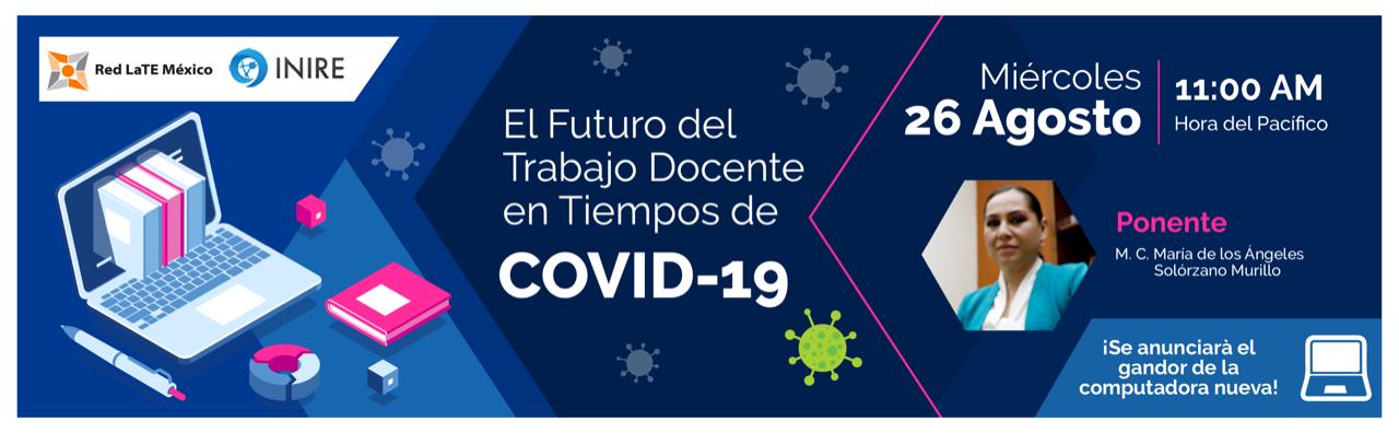 El futuro del trabajo docente en tiempos de Covid-19