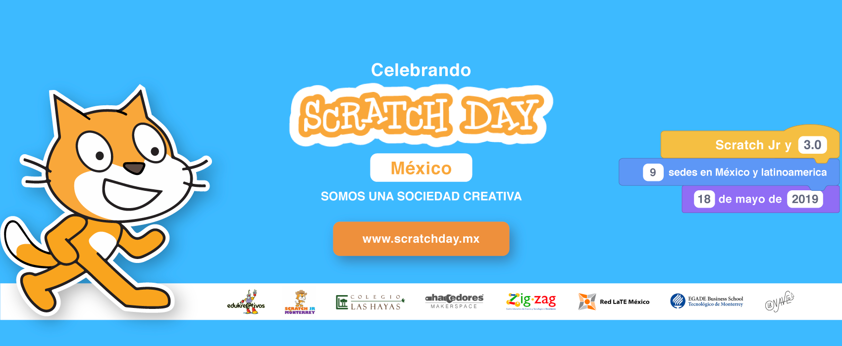 Scratch Day México 2019