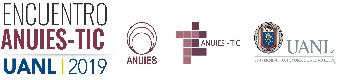 ANUIES-TIC 2019