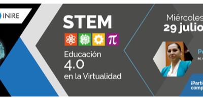 STEM Educación 4.0 en la virtualidad