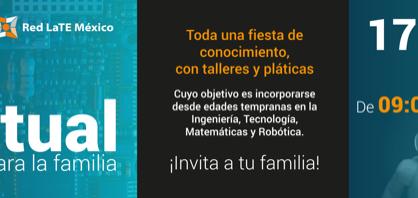 Primera Feria Virtual STREM para la familia