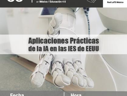 Aplicaciones Prácticas de la IA en las IES de EEUU